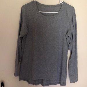 Lululemon Long Sleeve T-shirt